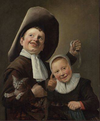 Women artists born on this day: Judith Leyster, Beatrix Potter