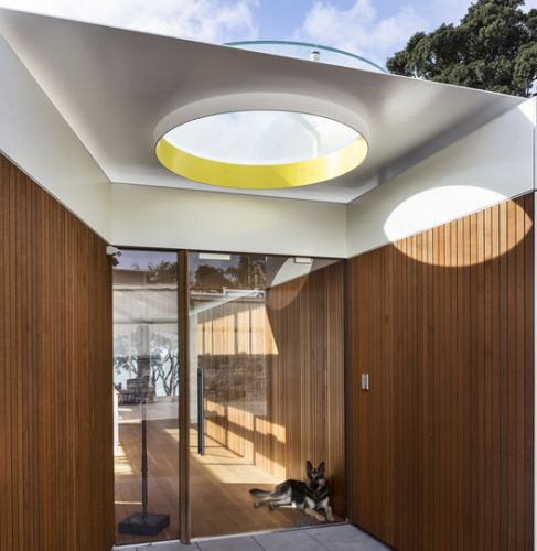 White House / Bossley Architects