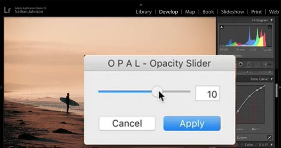 Opal Lets You Adjust Lightroom Preset Strength with a Single Slider