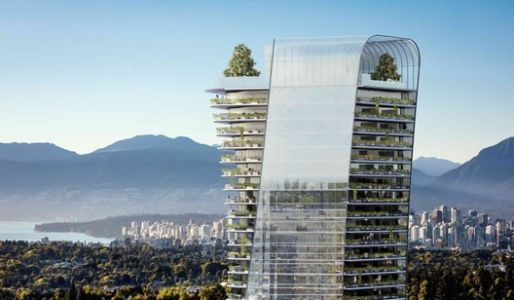 Henriquez Partners Designs Tapered Towers for Vancouver