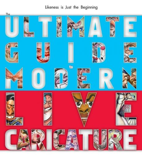 Ultimate Live Caricature Book Is Out!