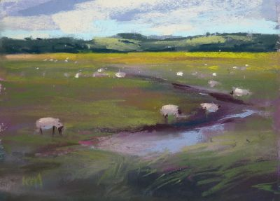 Packing For Plein Air with Pastels