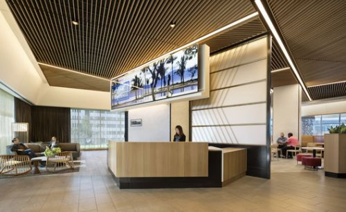 The Social at Hilton Headquarters / CORE architecture + design