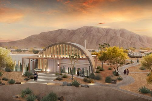 HKS Unveils New AutoCamps in Joshua Tree and Zion