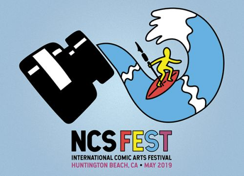 Big News: First NCS International Comic Arts Festival!!