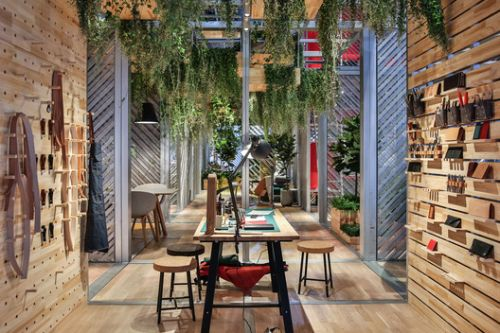 "Penda Creates ""Urban Nest"" for MINI LIVING's Shanghai Mini Life Exposition"