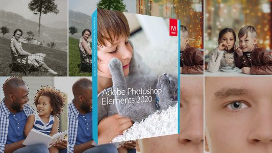 Adobe Unveils Photoshop Elements 2020 with AI-Powered Photo Effects, Auto Colorize and More