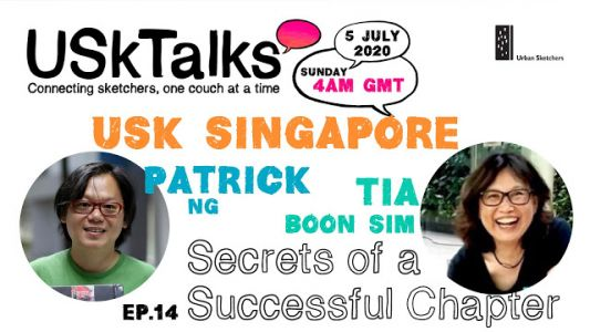 Next USK Talks: Secrets of a Successful Chapter