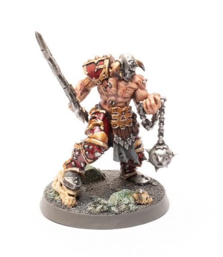 Showcase: Khorne Bloodbound Slaughter Priest