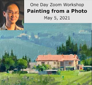 One Day Zoom Workshop in May