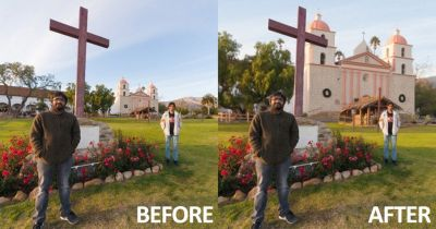 'Computational Zoom' Lets You Remix Focal Lengths for Impossible Photos