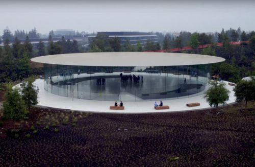 Apple's Steve Jobs Theater Set to Take Center Stage Ahead of New Product Launch