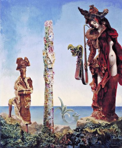 Max Ernst After Surrealism
