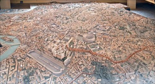 Explore This 1:250 Model of Ancient Rome Which Took 38 Years to Construct