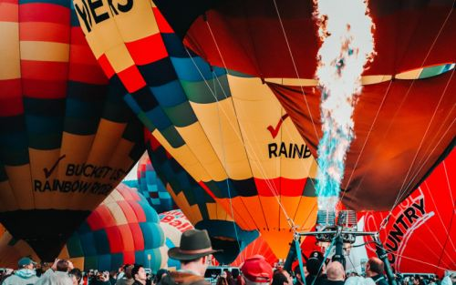 Albuquerque Balloon Fiesta, World's Most Photographed Event, Cancelled for 2020
