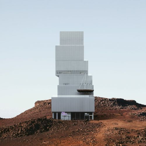 11 New York Architectural Icons Misplaced by Anton Reponnen