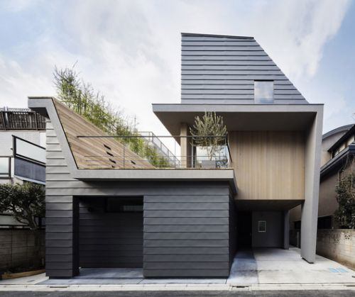 House in Minamiyukigaya / Hugo Kohno Architect Associates