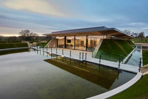 Harbour View Burial Ground and Crematorium / Western Design Architects