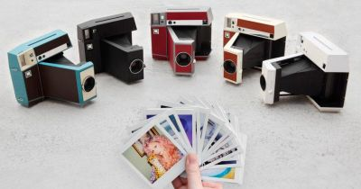Lomo'Instant Square: The First Analog Instant Cam for Instax Square Film
