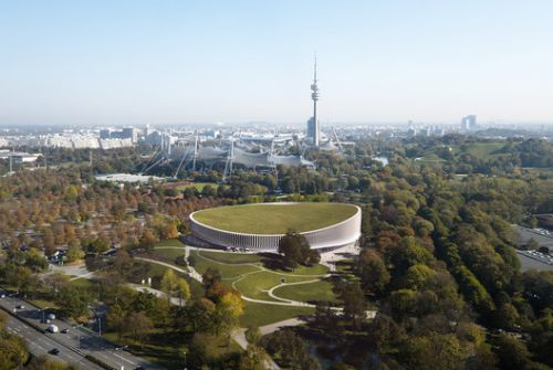 3XN Design a Respectful Stadium for Munich's Olympic Park