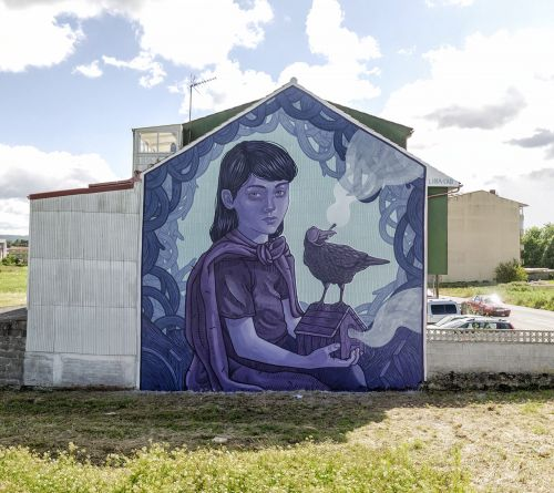"""A Stolen Childhood"" by Lidia Cao in Carballo, Spain"