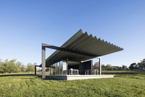 Montoro Wines Cellar Door / Source Architects