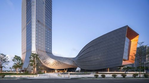Hengqin International Financial Center / Aedas