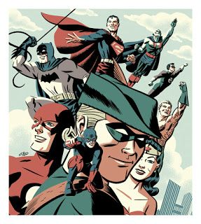 DC Comics Justice League of America: the Silver Age Vol. 3 Cover