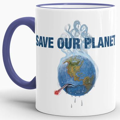 """SAVE OUR PLANET"""