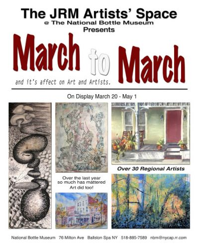 March to March Art Show 2021