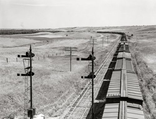 Across the Plains: 1941