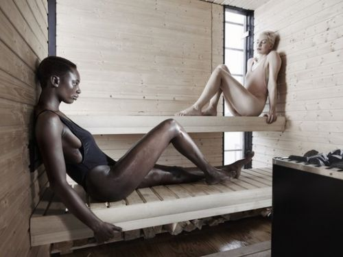 Architecture and the Bare Body: 15 Spaces for Healing, Relaxing and Bathing