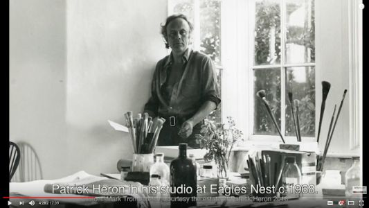 Patrick Heron: Painter of Soul, A Film by ArtTop 10