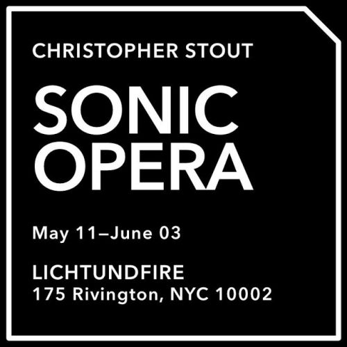 Christopher Stout at Lichtundfire