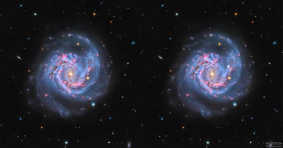 Photographer Captures Star Exploding in Before-and-After Photos