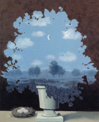 The Land of Miracles, René Magritte