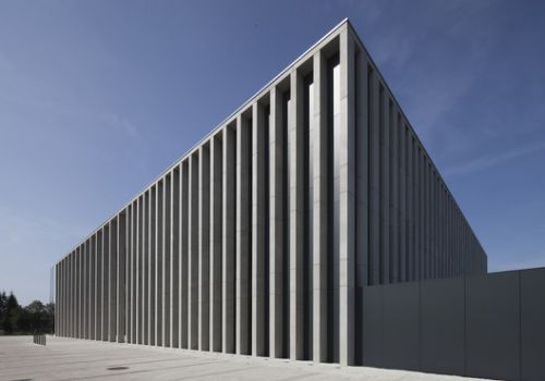 Regional Court Building in Siedlce / HRA Architects