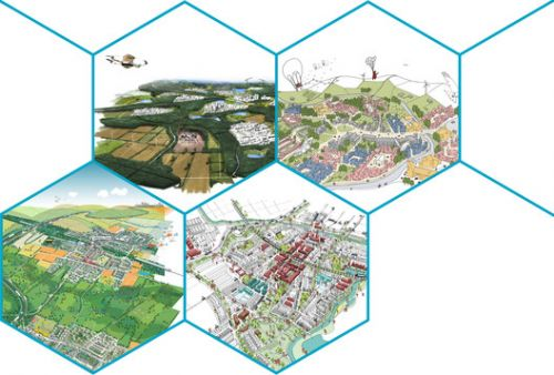 Cambridge To Oxford Connection: Ideas Competition Reveals Gallery of Finalists