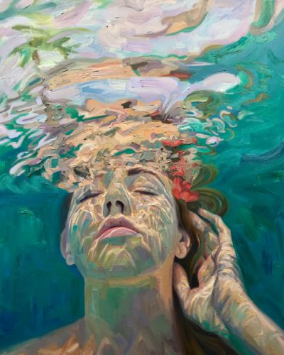 Breathing underwater, Isabel Emrich