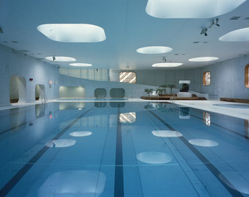 Water and Wellbeing: Projects that Explore the Potential of Public Baths and Pools