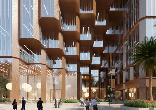 Mecanoo Reveals Konka Mixed-Use Inspired by Historic Chinese Towns