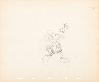 Magician Mickey Roughs
