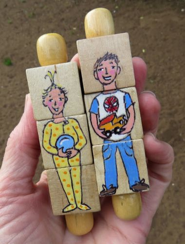 Wooden Toys for my Grandkids
