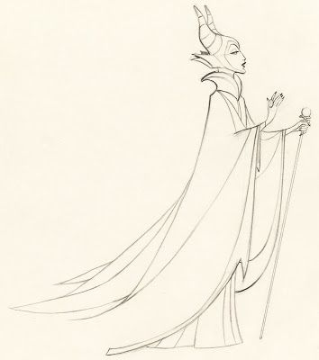 Classic Disney Animation Roughs