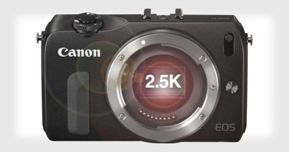 The Original Canon EOS M Can Shoot 2.5K Raw Video with Magic Lantern