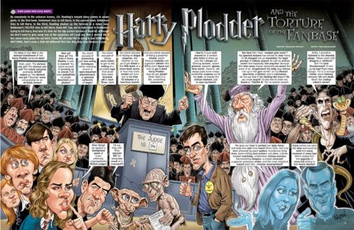 Monday MADness- Harry Potter 5!