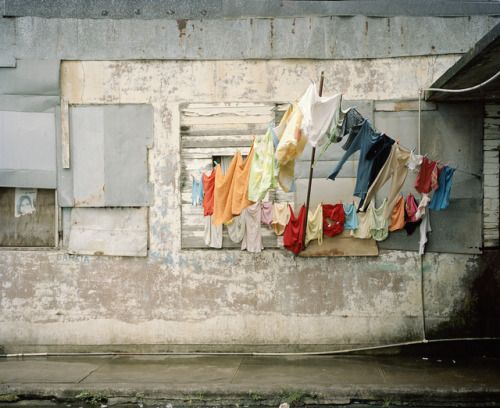 Laundry, Rose Marie Cromwell