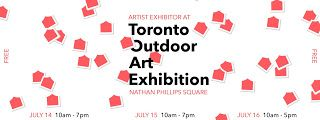 """Release"" + the Toronto Outdoor Art Expo!"
