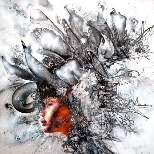 Crossconnectmag: David Choe creates dope work in a wide variety