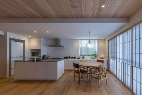 Apartment Renovation in Jyōsei / Takashi Okuno & Associates
